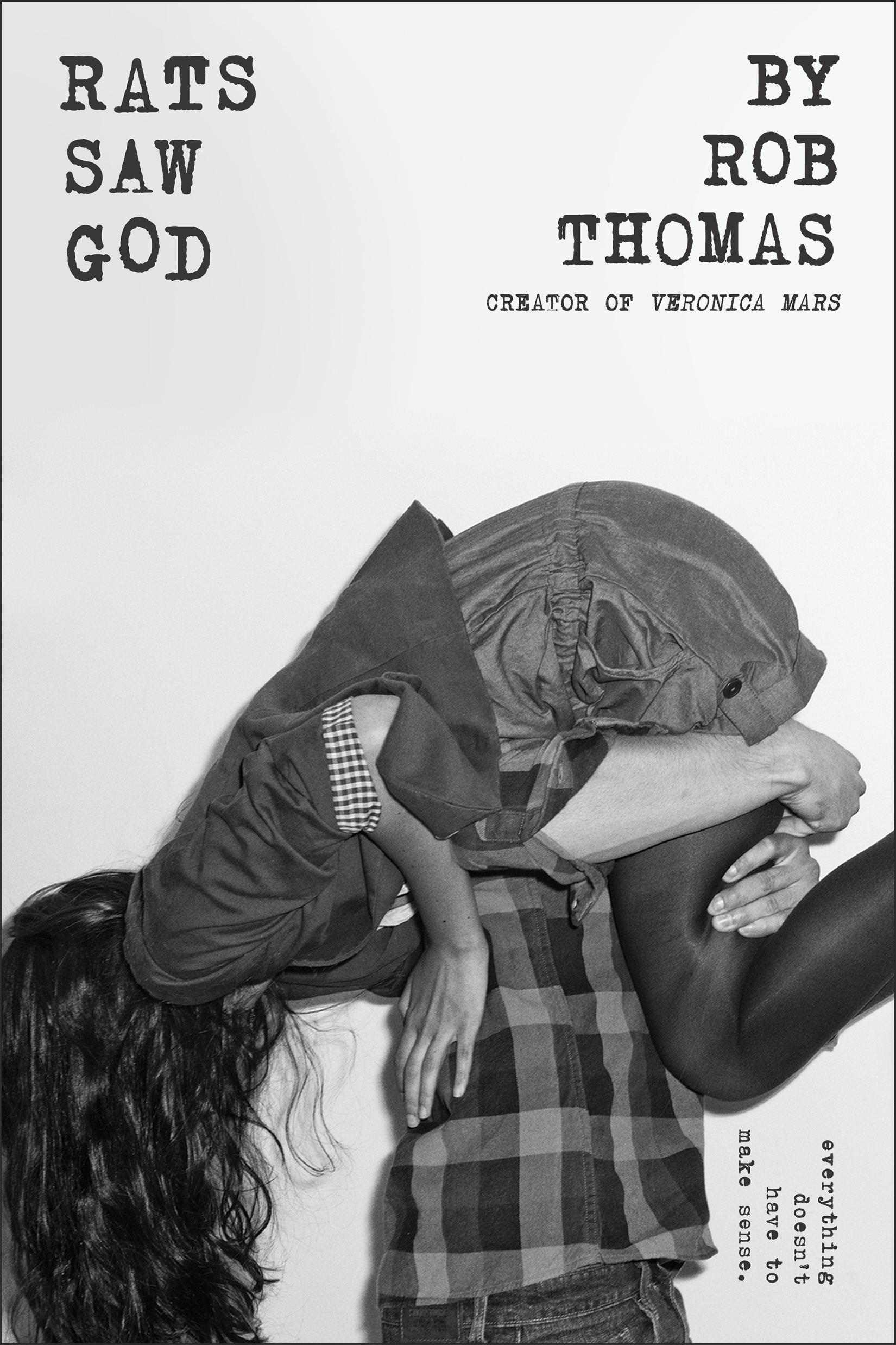 Rats Saw God | Book by Rob Thomas | Official Publisher Page