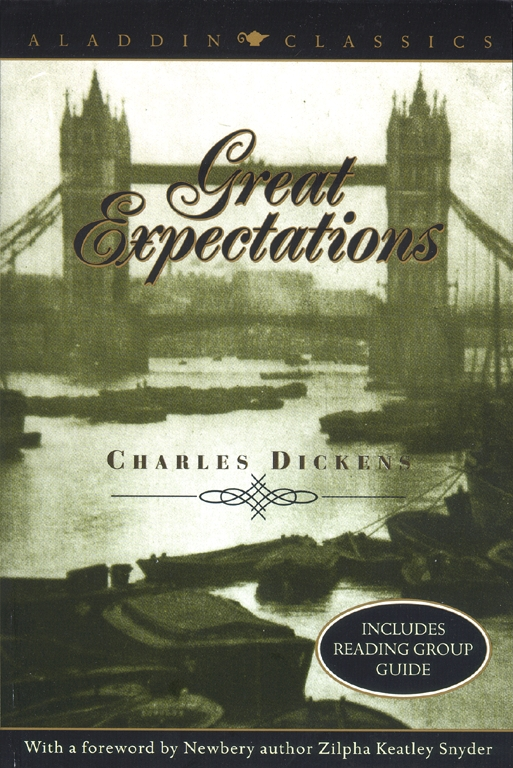Great Expectations Ebook By Charles Dickens Zilpha Keatley Snyder