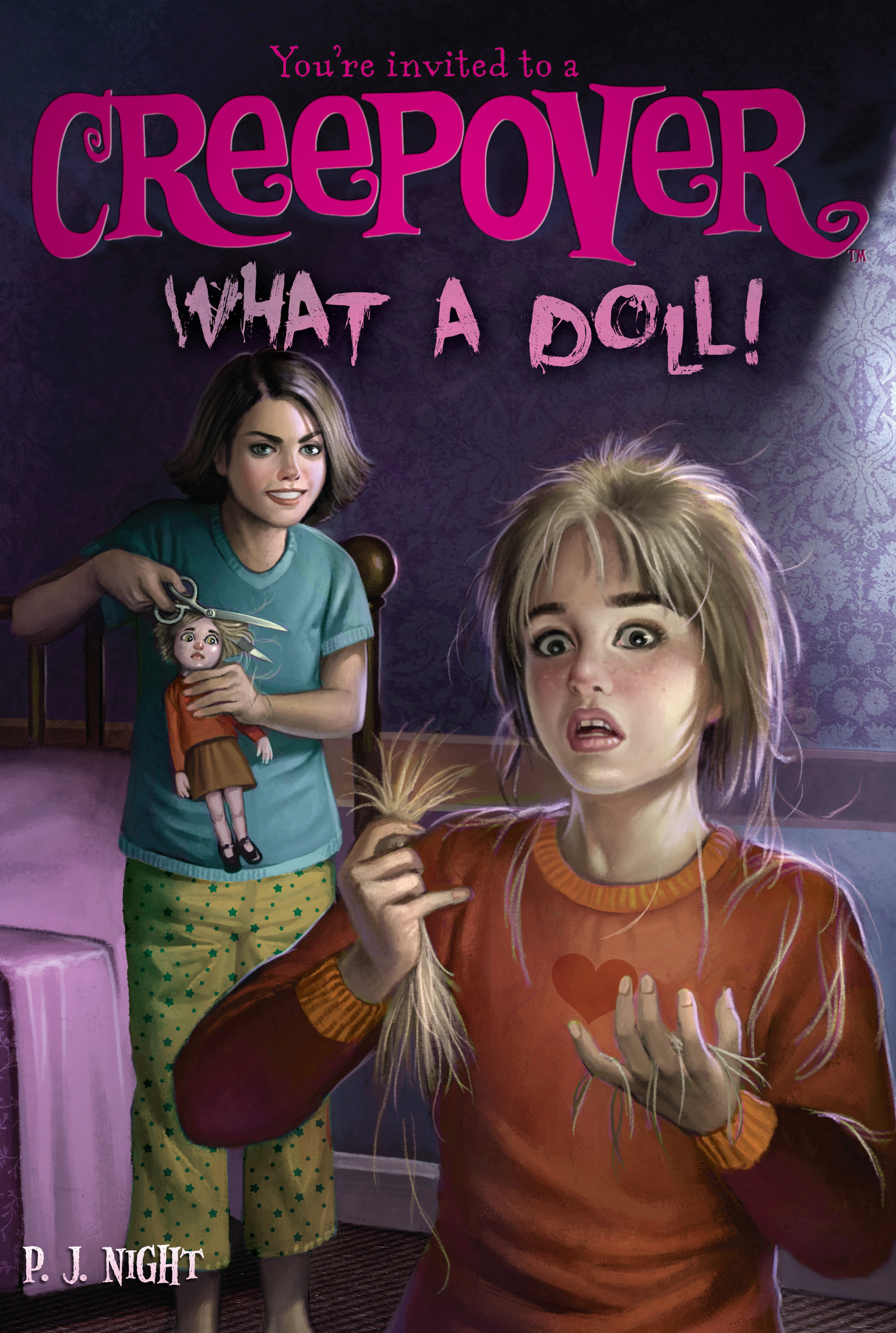 what a doll book by pj night official publisher