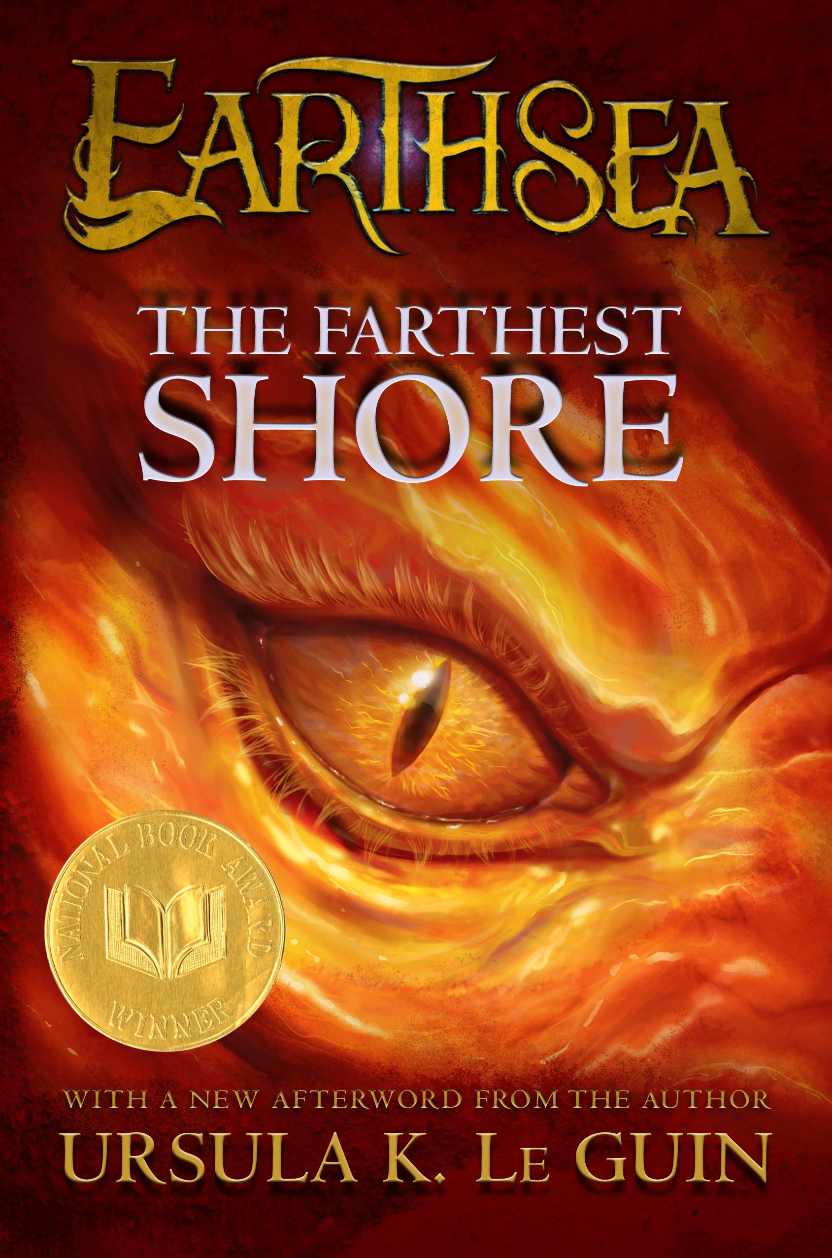 The Farthest Shore Book By Ursula K Le Guin Official Publisher