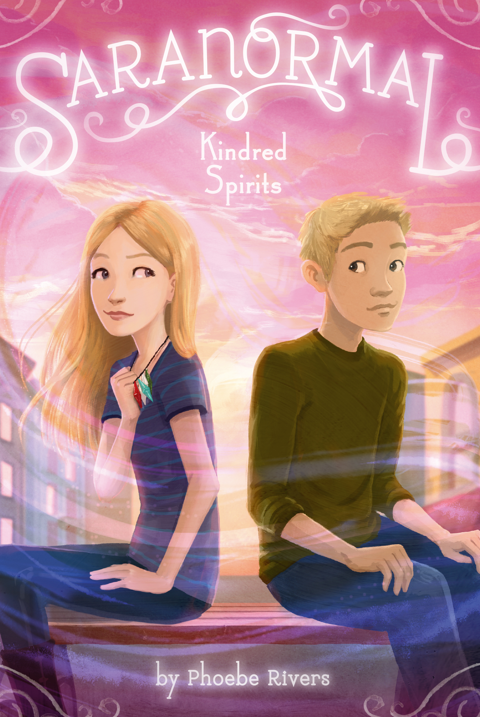 Kindred Spirits | Book by Phoebe Rivers | Official Publisher Page