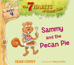 Sammy and the Pecan Pie