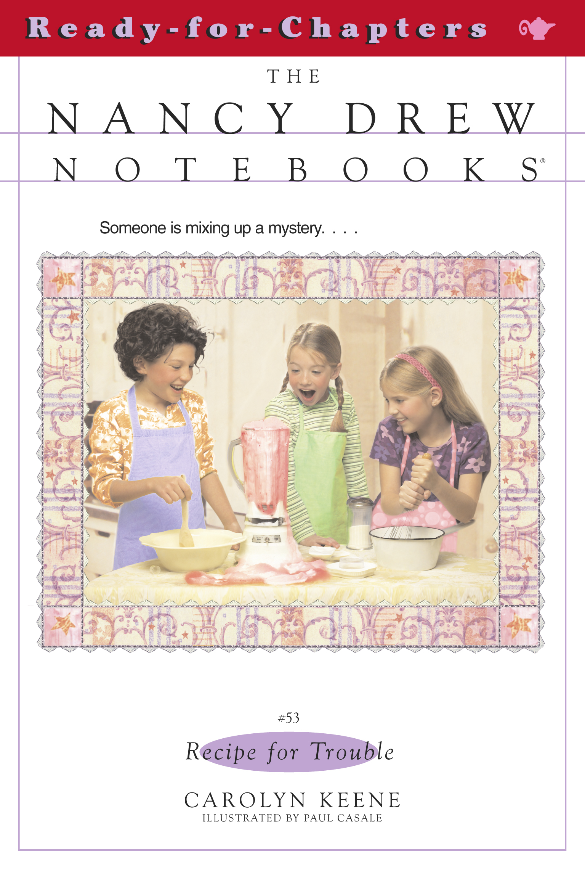 Recipe for Trouble eBook by Carolyn Keene, Paul Casale