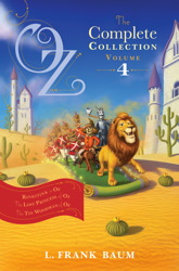 Oz, the Complete Collection, Volume 4