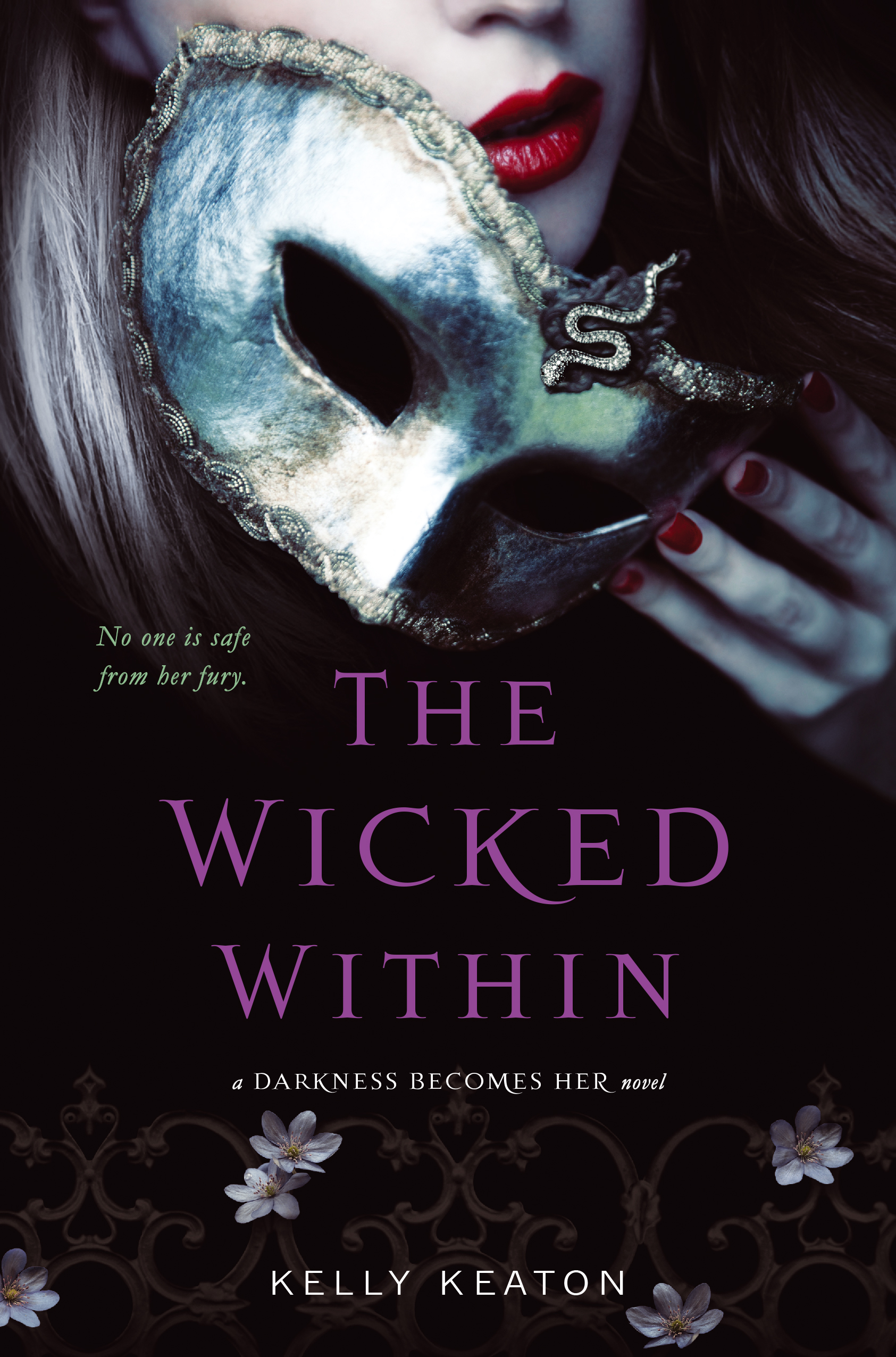 The Wicked Within   Book by Kelly Keaton   Official