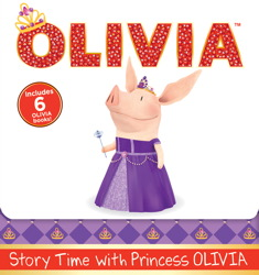 Story Time with Princess OLIVIA