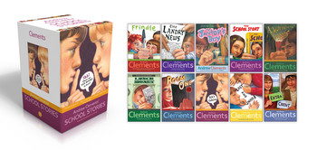 Andrew clements school stories book by andrew clements official andrew clements school stories publicscrutiny Gallery