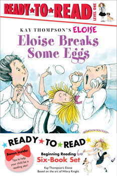 Eloise Ready-to-Read Value Pack #2