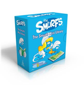 Smurfs Mini Library