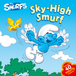 Sky-High Smurf