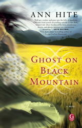 Ghost on Black Mountain book cover