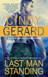 Cindy Gerard book cover