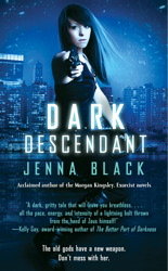 Dark Descendant book cover