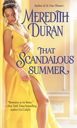That Scandalous Summer book cover