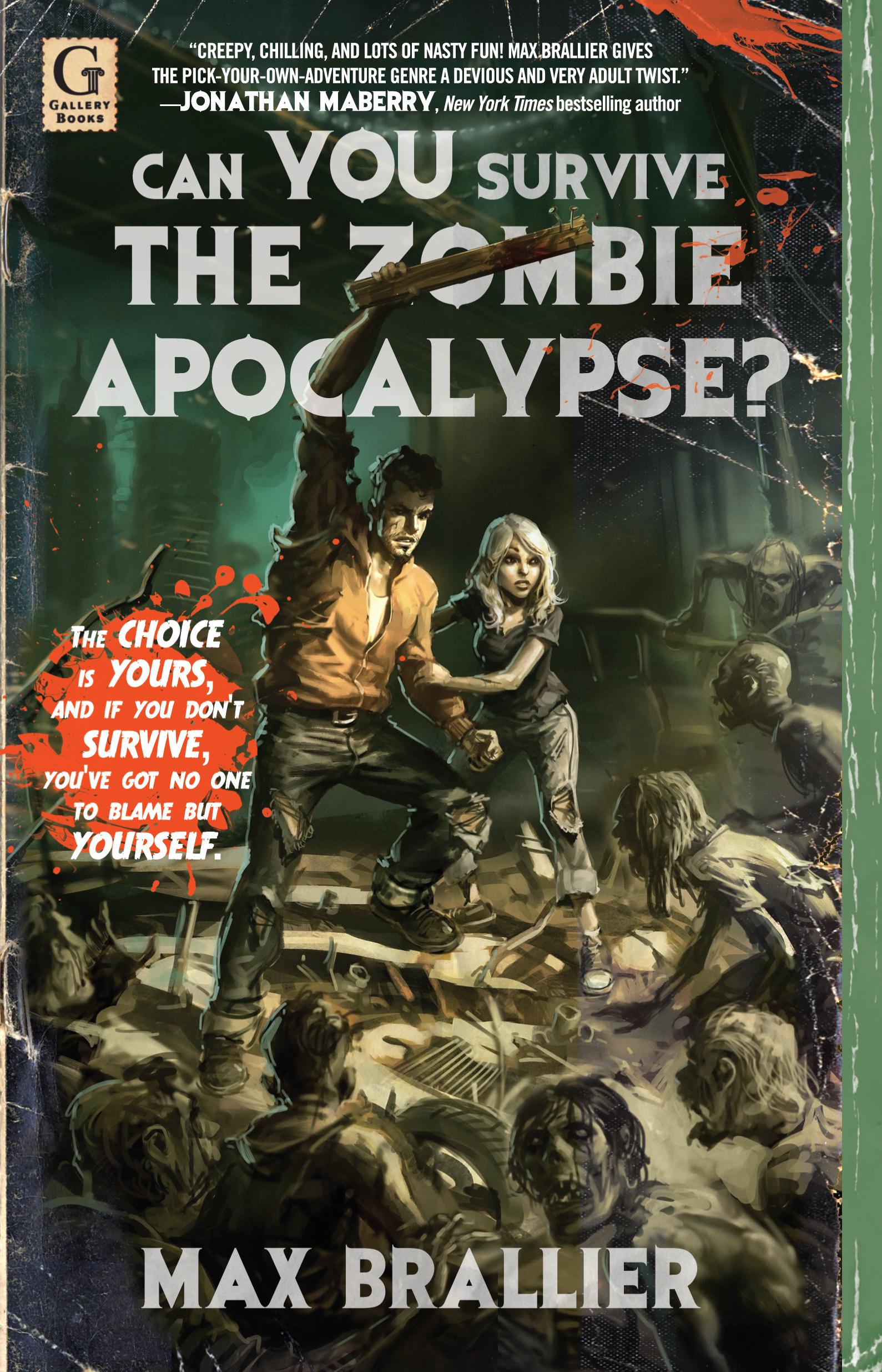 how to survive a zombie apocalypse book pdf