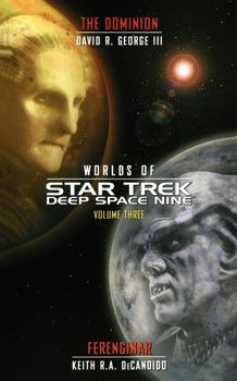 Star Trek: Deep Space Nine: Worlds of Deep Space Nine #3