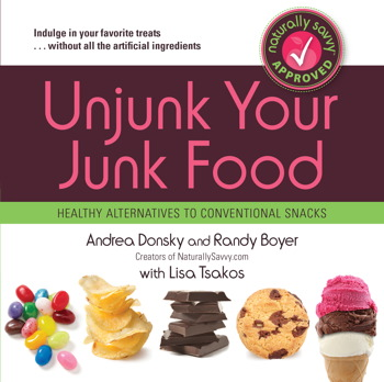 Buy Unjunk Your Junk Food: Healthy Alternatives to Conventional Snacks