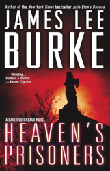 James Lee Burke book cover