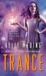 Trance book cover