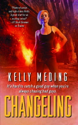 Changeling book cover
