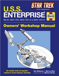 U.S.S. Enterprise Haynes Manual