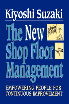 New shop floor management book by kiyoshi suzaki official new shop floor management fandeluxe Image collections