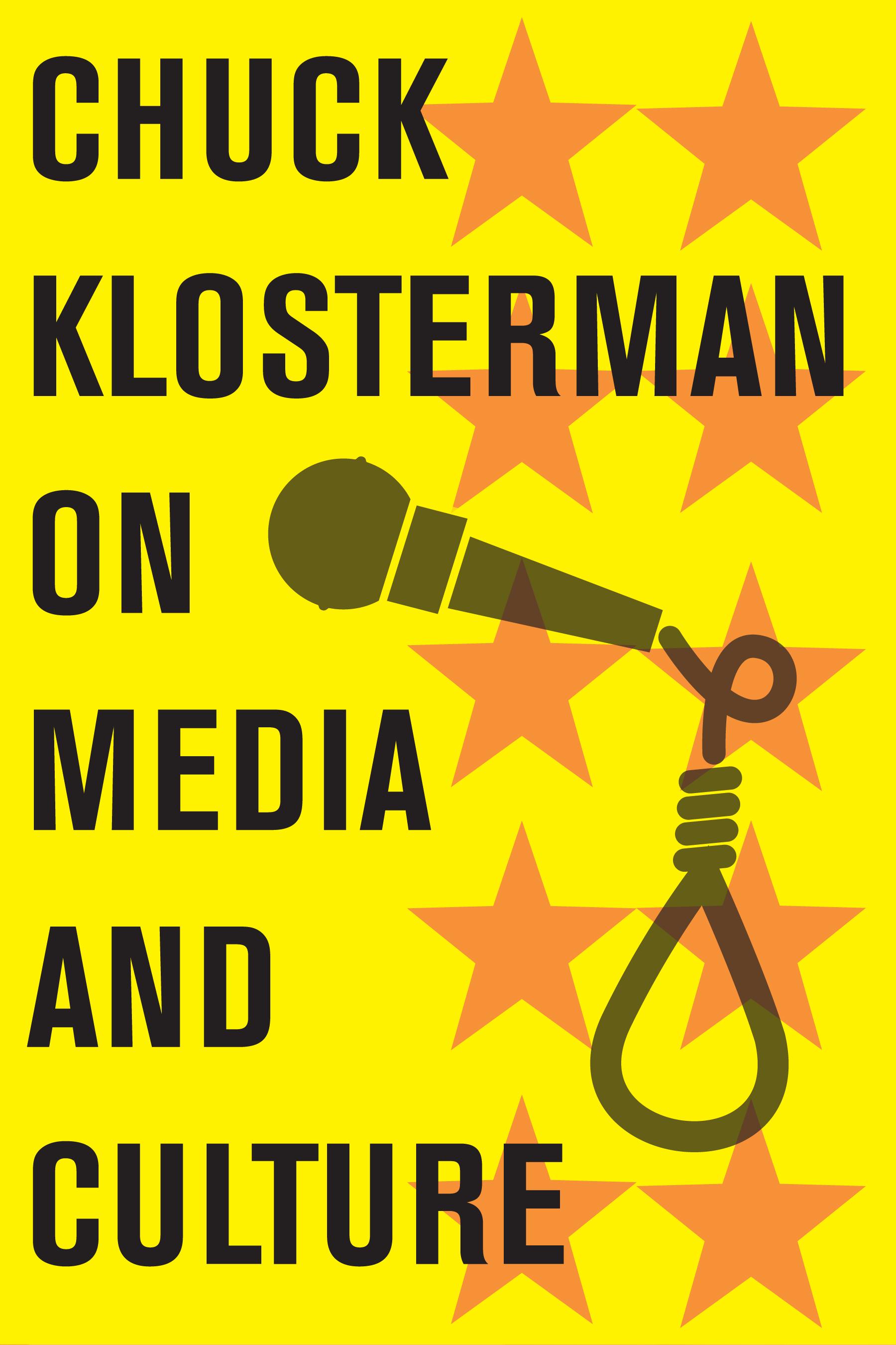 Chuck Klosterman, The (Sort of) Reformed Multi-Tasker