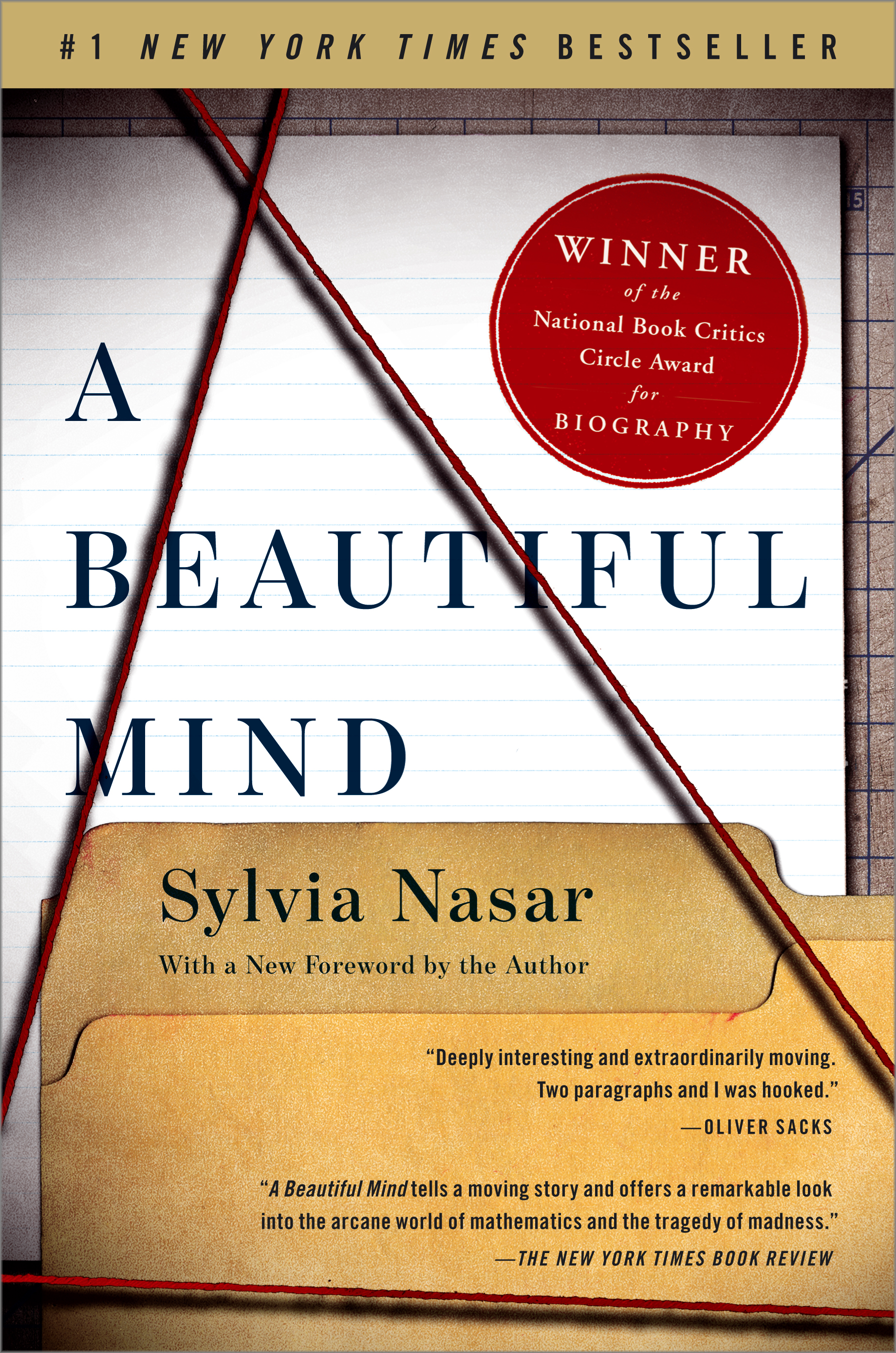 A beautiful mind book by sylvia nasar official publisher page cvr9781451628425 9781451628425 hr fandeluxe Choice Image