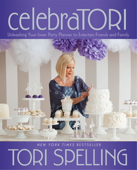 Buy celebraTORI: Unleashing Your Inner Party Planner to Entertain Friends and Family