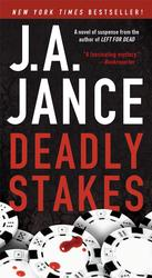 Deadly Stakes book cover
