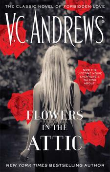 V.C. Andrews book cover