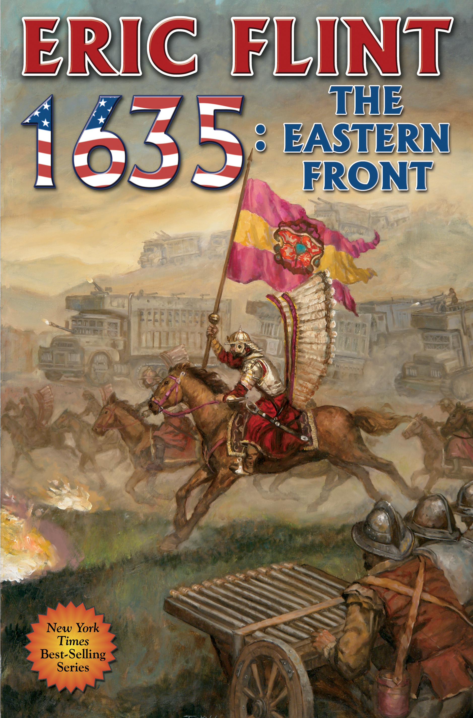 Book Cover Image (jpg): 1635: The Eastern Front