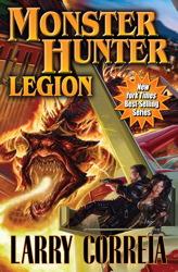 Monster Hunter Legion - Limited Signed Edition