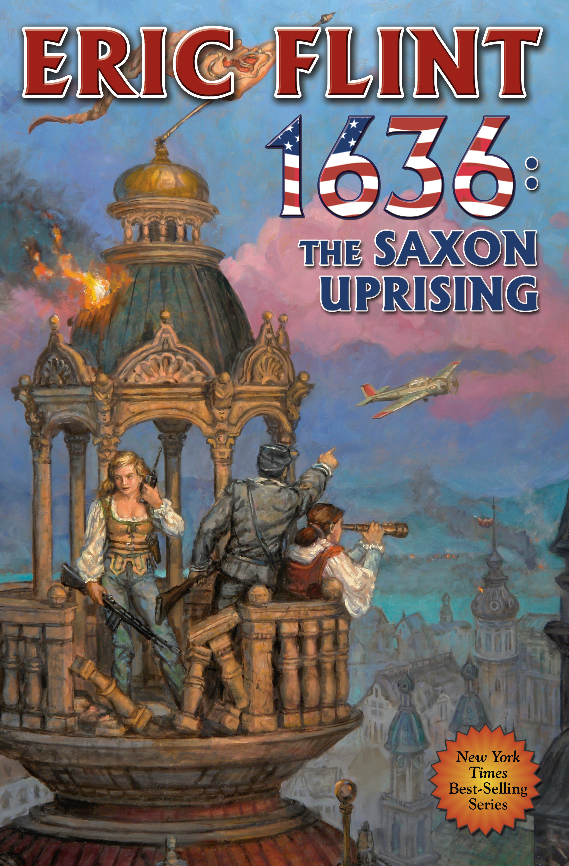 Book Cover Image (jpg): 1636: The Saxon Uprising