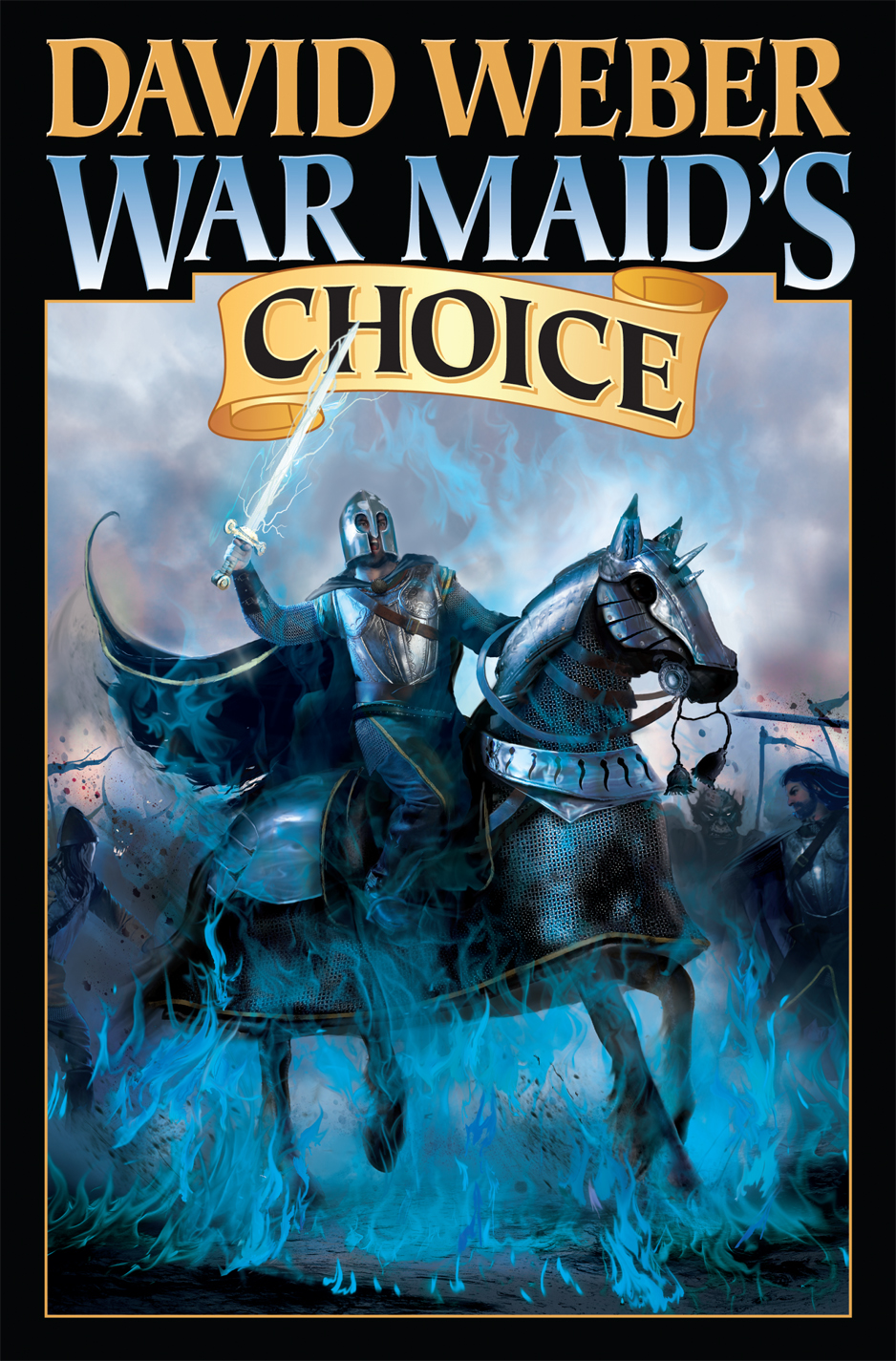 War Maid's Choice Limited Signed Edition | Book by David ...