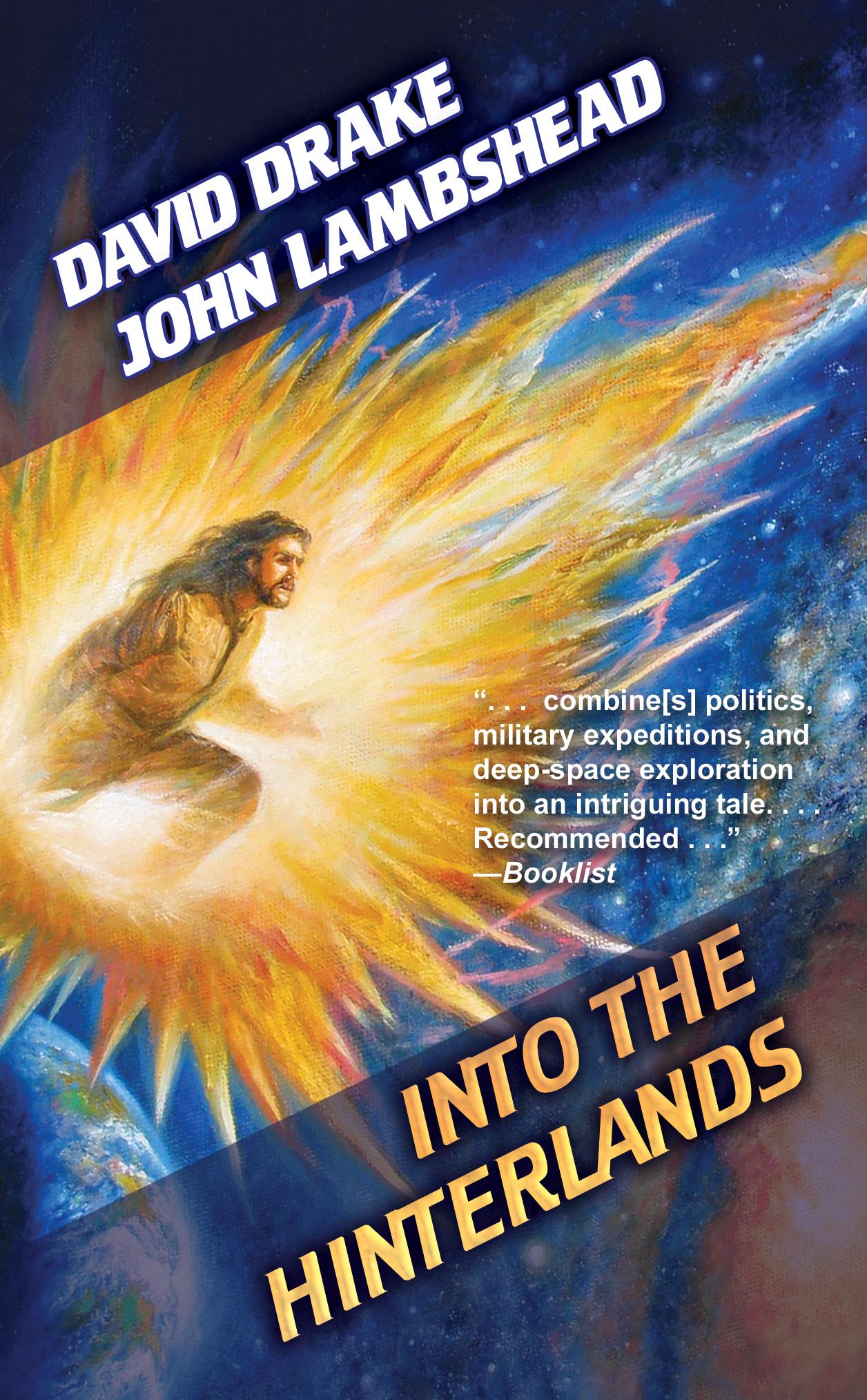 Into the Hinterlands (Citizen, Book 1)