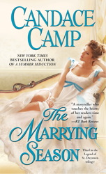 The Marrying Season book cover
