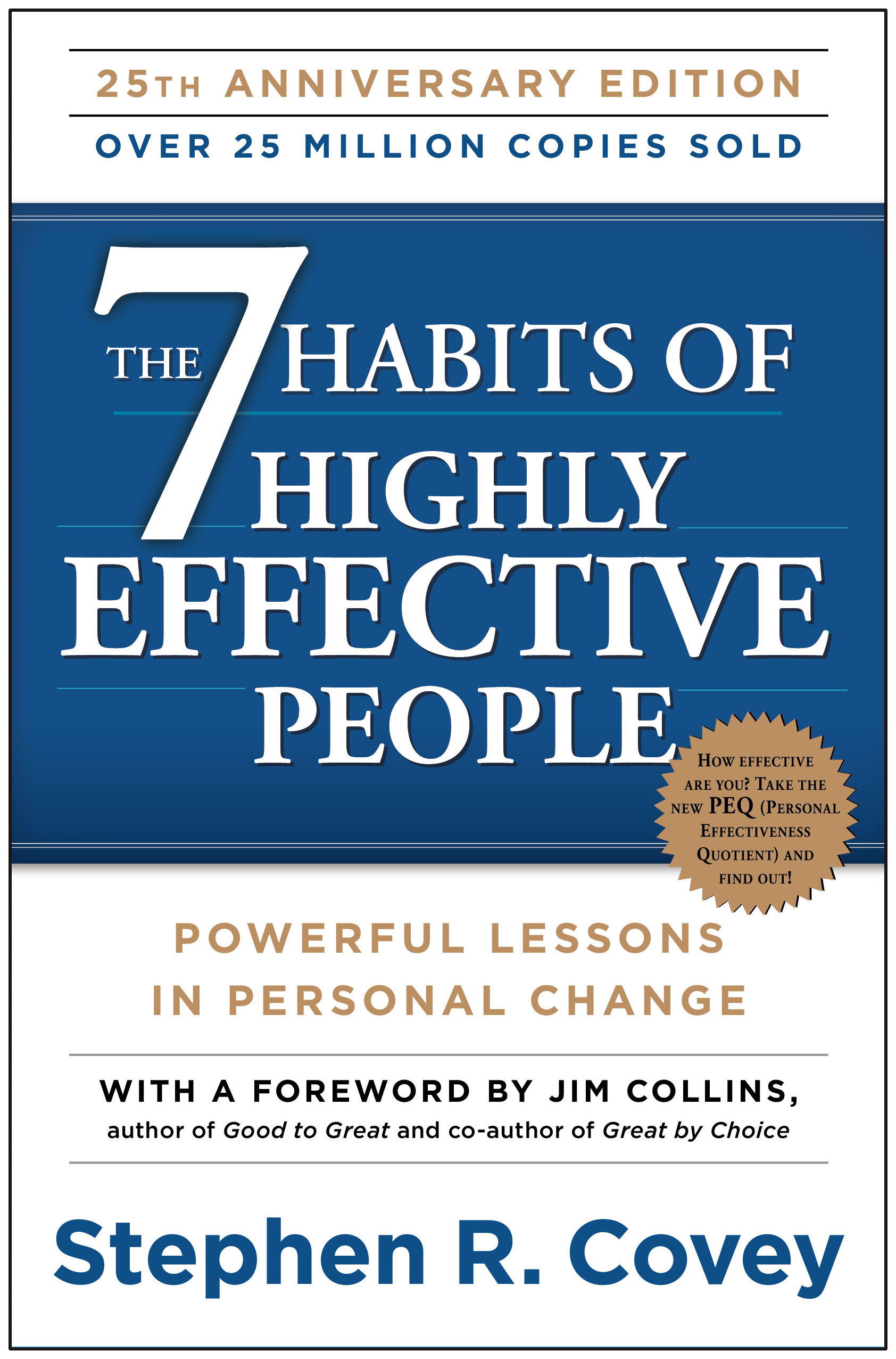 Image result for The 7 Habits of Highly Effective People, by Stephen R. Covey