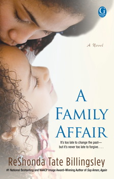 A FAMILY AFFAIR book cover