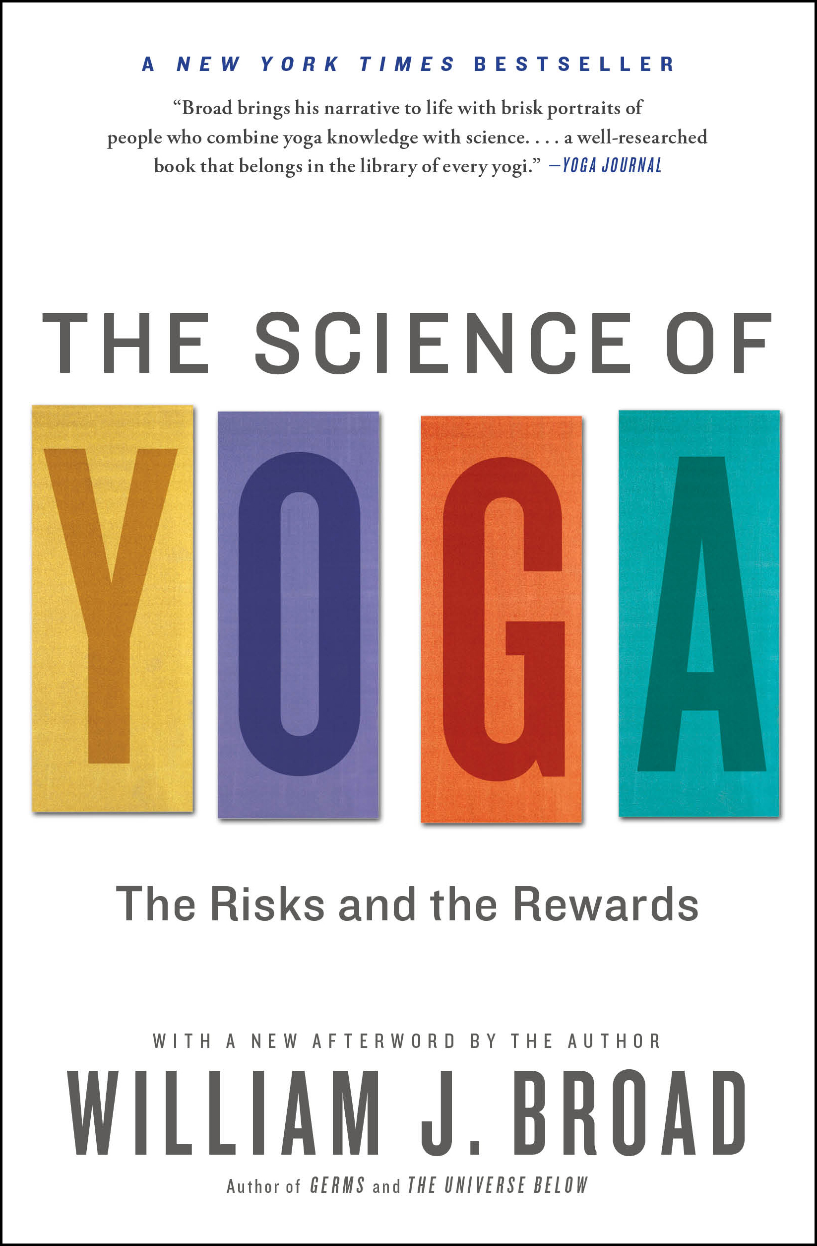 Book Cover Image (jpg): The Science of Yoga