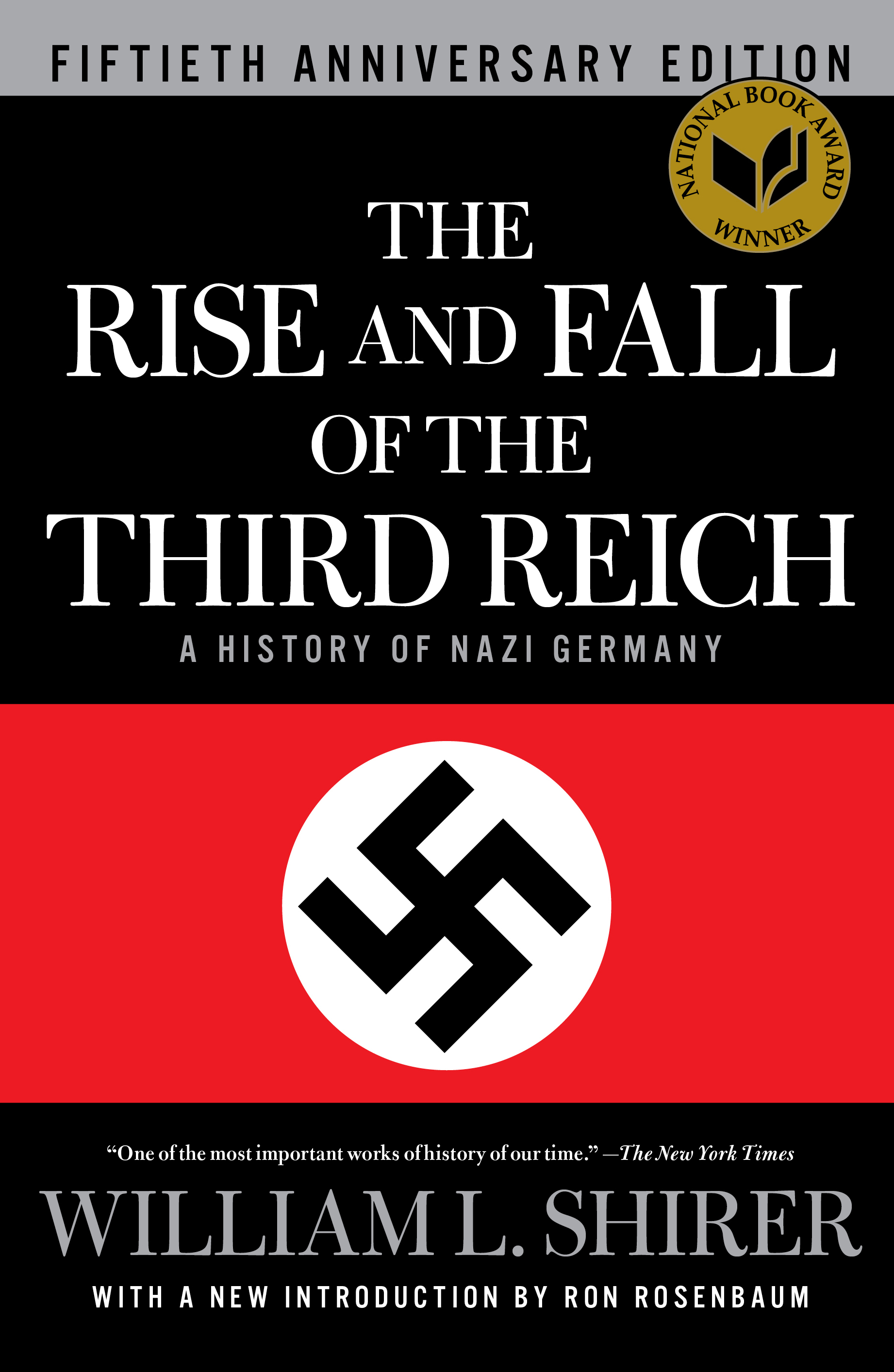 The Rise And Fall Of The Third Reich Book By William L