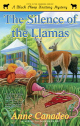 Silence of the Llamas book cover