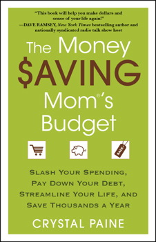 Buy The Money Saving Mom's Budget