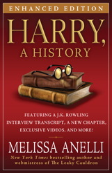 Harry, A History - Enhanced with Videos and Exclusive J.K. Rowling Interview