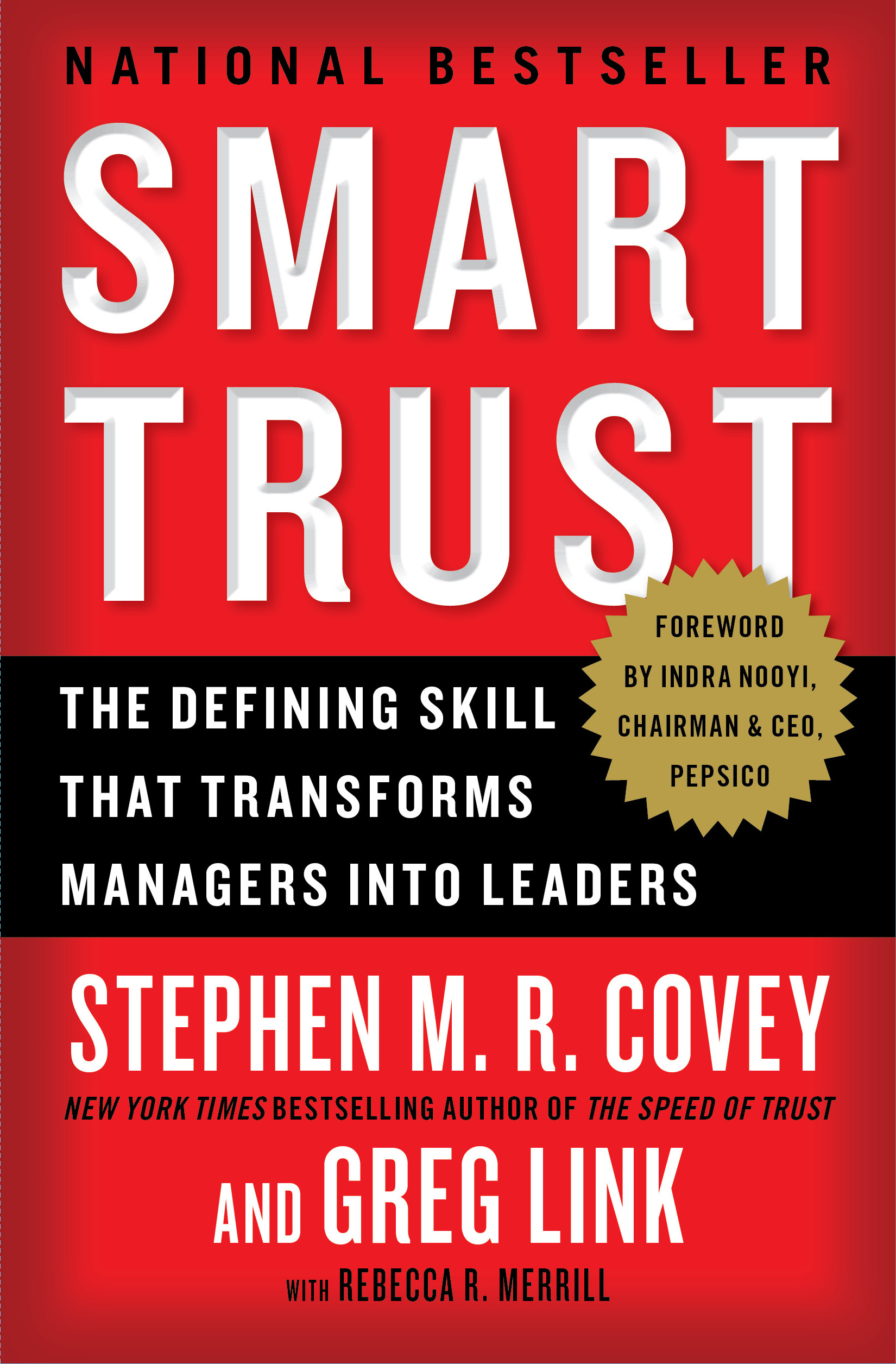 Smart Trust Book By Stephen M R Covey Greg Link Rebecca R