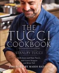 Tucci Cookbook book cover