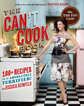 Buy The Can't Cook Book: Recipes for the Absolutely Terrified!