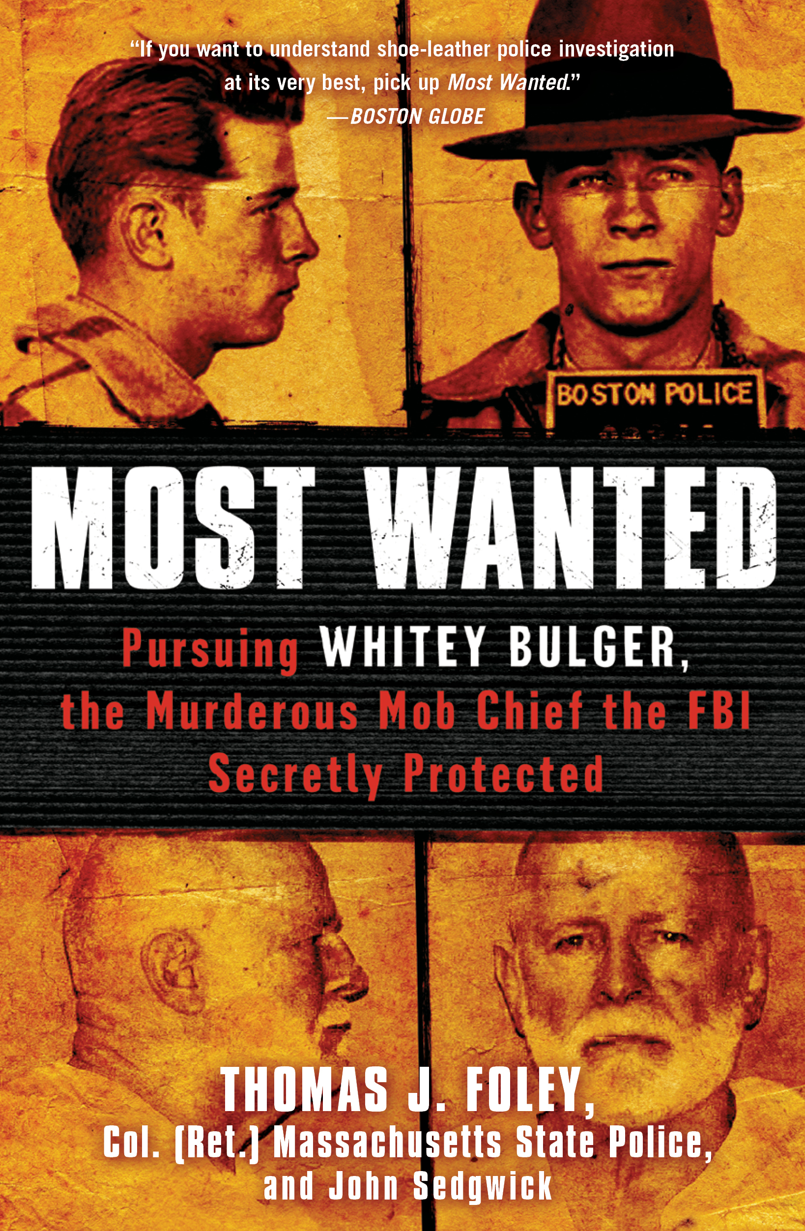 Most Wanted | Book by Thomas J  Foley, John Sedgwick