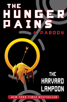 The Hunger Pains | Book by The Harvard Lampoon | Official
