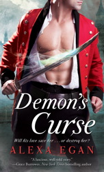 Demon's Curse book cover